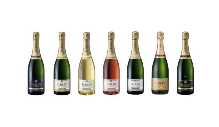 Champagne H Blin Gamme 2015