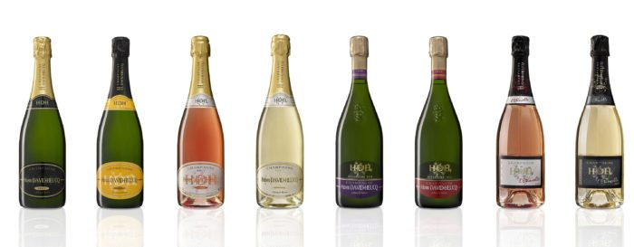 Gamme Champagnes 1