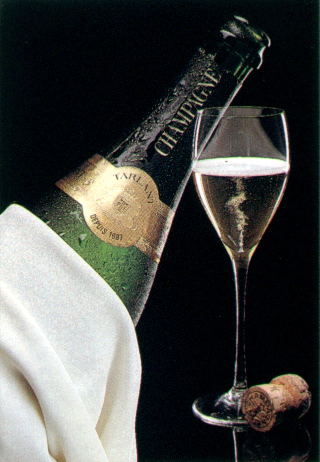 Champagne Tarlant – Oeuilly
