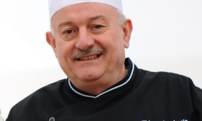 le chef Thierry Landragin