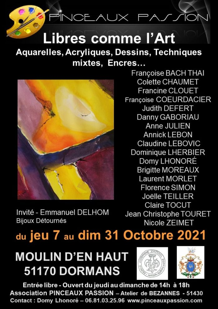 exposition automnale